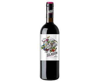 Solaguen Vino tinto de maceración carbónica con denominación de origen calificada Rioja Botella de 75 cl