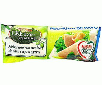 Creta Granjas Mini Pechuga Pavo con Aceite de Oliva 380g