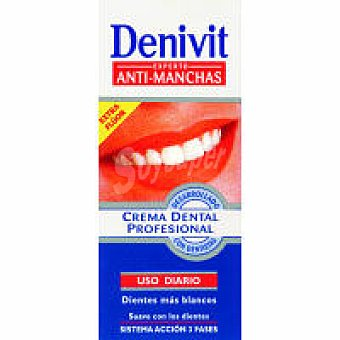 Denivit Crema dental anti manchas Tubo 75 ml