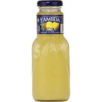 Lambda Néctar de piña Botella 250 ml