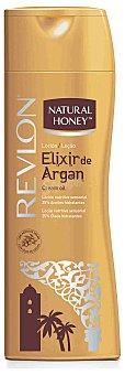 Natural Honey Crema corporal elixir de argán loción nutritiva sensorial Frasco 330 ml