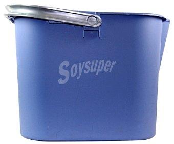 TATYA Cubo con escurridor rectangular Azul tatay 1 Unidad