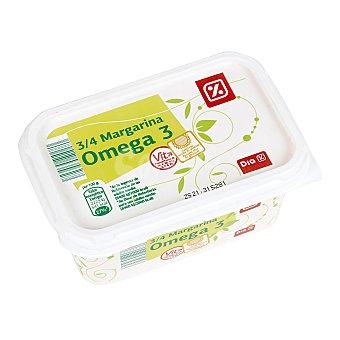 DIA VITAL Margarina omega 3 tarrina 500 gr 3 tarrina 500 gr