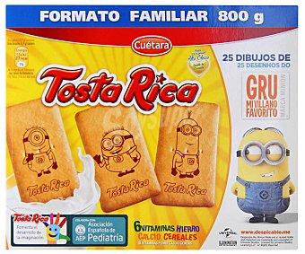 Cuétara Tosta Rica Galletas 800 g