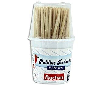 Auchan Palillos redondos finos 135 unidades