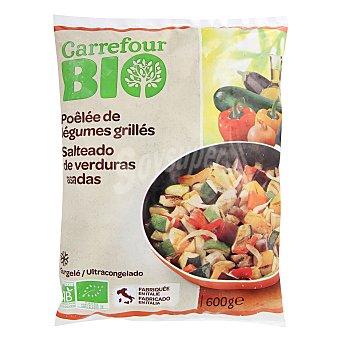 Carrefour Bio Salteado de verduras asadas 600 g