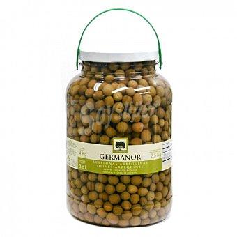 Germanor Aceitunas arbequinas enteras 2,5 kg 2,5 kg