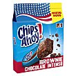 Brownie de chocolate intenso Paquete 6 u x 25 g - 150 g Chips Ahoy