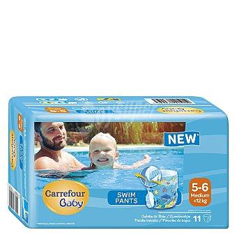 Carrefour Baby Pañales Bañador desechables Medium 11-18 kg 11 ud