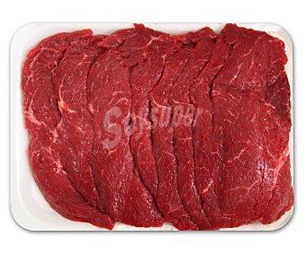 Filetes de cadera de 1ªA de vaca 500 gramos aproximados