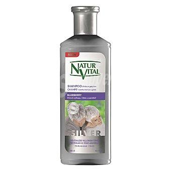 Naturaleza y Vida Champú cabellos blancos-grises Bote 300 ml