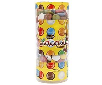Lacasitos Lacasa Grageas de colores con chocolate 225 gr