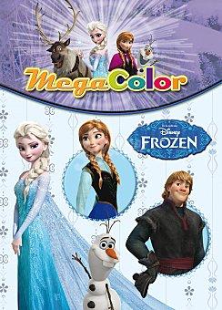 Frozen. megacolor