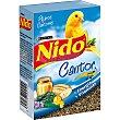 Alimento completo para pájaros cantores estuche 150 g Nido
