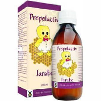 TEGOR Nutranatur Propol jarabe infantil Bote 200 ml