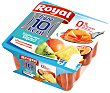 Gelatina sabor Royal Pack de 4 unidades de 100 g Tropical