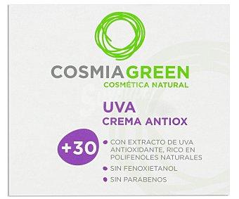 Cosmia green Crema facial antioxidante con extracto de uva 50 ml