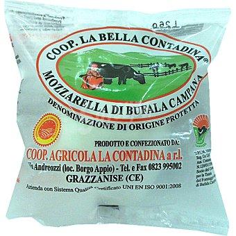 LA CONTADINA Mozzarella de bufala campana 1 unidad bolsa 125 g 1 unidad