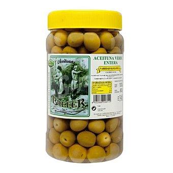 Brefer Aceituna verde de manzanilla con hueso 800 g