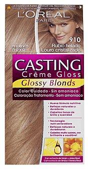 Casting Crème Gloss L'Oréal Paris Creme gloss 910 rubio helado