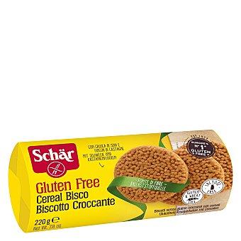 Schär Galleta cereal bisco - Sin Gluten 220 g
