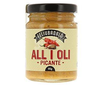 Feliubadalo Salsa Alli i Oli picante 100 g