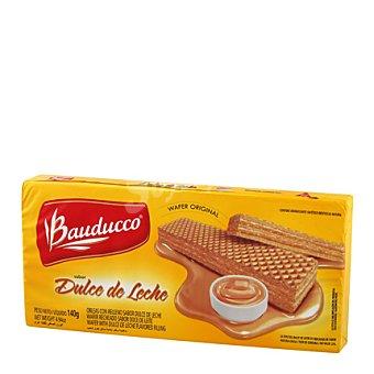 Bauducco Galletas de barquillo con dulce de leche 140 g