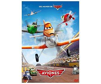 Disney / Pixar Aviones, 2013. Película Disney en Dvd. Género: animación, infantil, familiar. Edad: TP