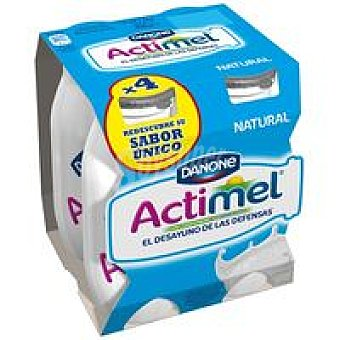 Actimel Danone Actimel Natural Pack 4x100ml