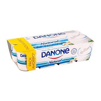 Danone Yogur natural Pack 8 x 125 g