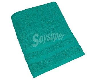 Actuel Toalla de baño color verde 100% algodón, /m² de densidad, 100x150cm., actuel 360 g