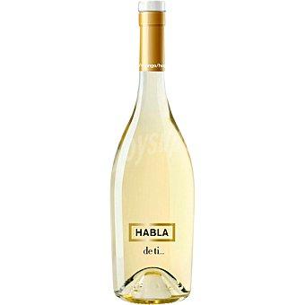 HABLA Vino blanco de Extremadura  Botella 75 cl