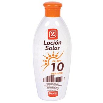 DIA Leche solar spf 10 bote 250 ml 10 bote 250 ml