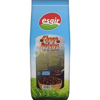 ESGIR Choco Pétalos Cereales sin gluten Bolsa 250 g
