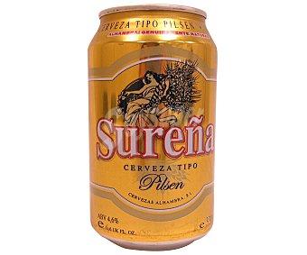 Sureña Cerveza Lata de 33 centilitros