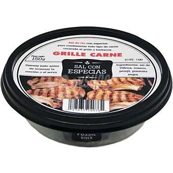 Fossil River sal con especias para carne al grille o a la barbacoa Envase 150 g