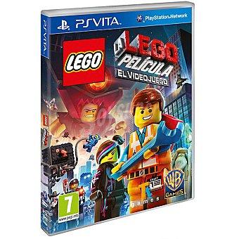 PS VITA Videojuego Lego Movie: The Videogame  1 unidad