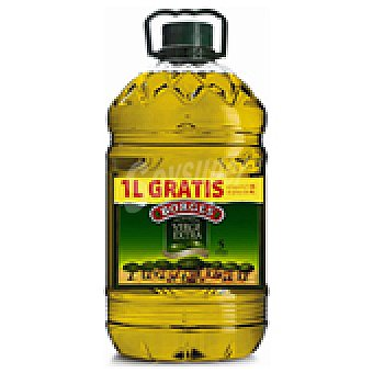 Borges Aceite virgen extra 4 litros + 1 gratis