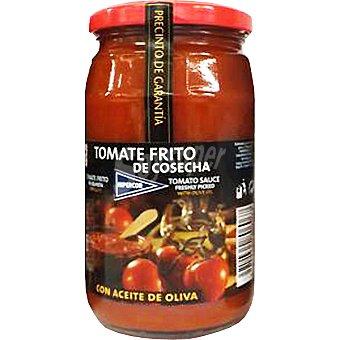 Hipercor Tomate frito cosecha con aceite de oliva Frasco 350 g