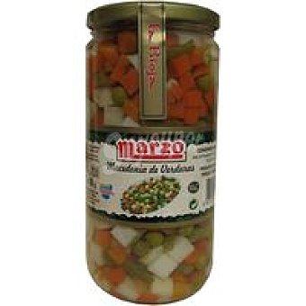 Marzo Macedonia de verduras Tarro 400 g