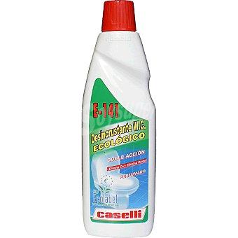 Caselli Desincrustante wc ecológico doble acción perfumado Botella 1 l