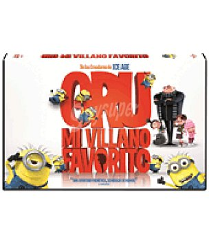 Diamante Gru Mi Villano E DVD