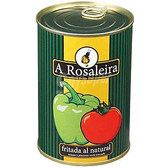 A Rosaleira Fritada al natural Lata 310 g neto escurrido