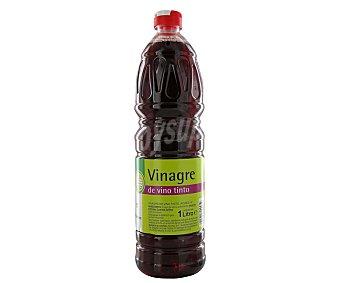Productos Económicos Alcampo Vinagre de vino tinto Botella de 1 l