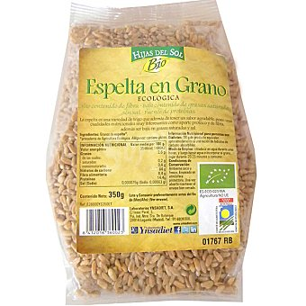 YNSADIET espelta en grano ecológica envase 350 g