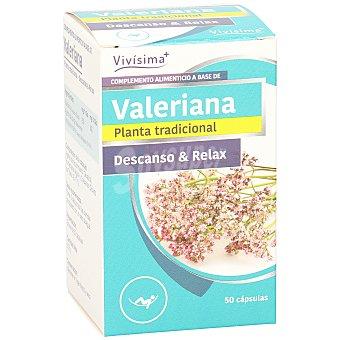VIVISIMA+ Valeriana Envase 50 capsulas