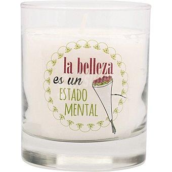 Vela perfumada Frase Nº.3 en vaso Ambient Air. Aroma Dama de Noche