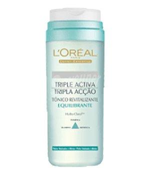 L'Oréal Tónico facial equilibrante pieles normales y mixtas Bote de 200 ml