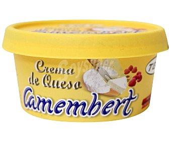 Tgt Crema de queso camembert Tarrina de 125 gramos