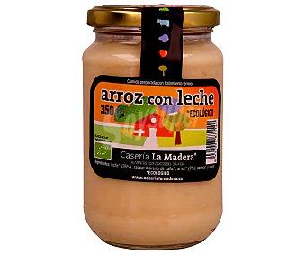 Caseria la Madera Arroz con leche ecológico 350 g